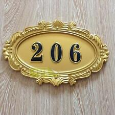 Personalized custom House Address number Plaque Number Digits Sticker Plate Sign