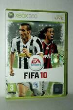 FIFA 10 GIOCO USATO OTTIMO STATO XBOX 360 EDIZIONE ITALIANA VBC 41178