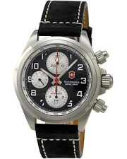 VICTORINOX SWISS ARMY Chrono Pro Automatic Chronograph Steel Men's Watch 241187