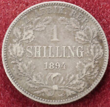 South Africa Shilling 1894 (C1212)