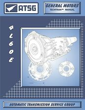 ATSG GM THM 4L60-E 4L60E Automatic Trans Rebuild Overhaul Service Repair Manual