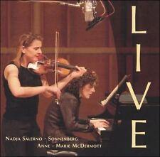 Live ? Nadja Salerno-Sonnenberg & Anne-Marie McDermott ~