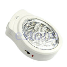 13 LED Practical Emergency Rechargeable Light Lamp Wall Car Travel US Plug Mini