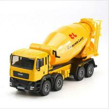 KDW 1:50 Scale Diecast Cement Mixer Truck Construction Vehicle Cars Model Toys T