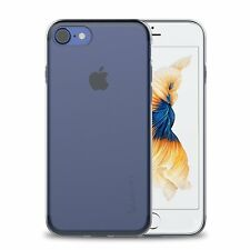 ULTRA THIN AIR CLEAR SEE THROUGH GEL JELLY SOFT BACK CASE FOR iPHONE 7/7 Plus