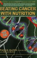 Beating Cancer with Nutrition, book with CD by Patrick Quillin, (Paperback), Nut