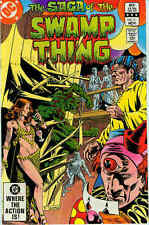 Saga of the Swampthing # 7 (Tom Yeates, also Phantom Stranger) (USA, 1982)