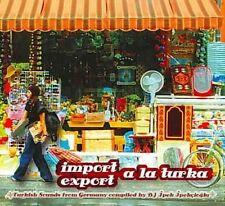IMPORT EXPORT A LA TURKA - TRIKONT - IMPORT CD - 2007 - STILL SEALED CD