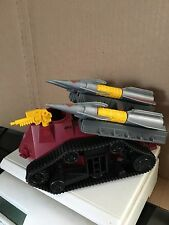 GI JOE Cobra Imp Tank Missing 3 Mines. Excellent Condition