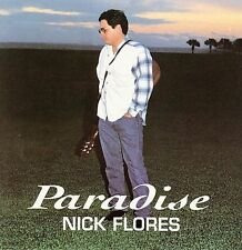 NICK FLORES - PARADISE rare Christian Music cd 9 songs 1990s