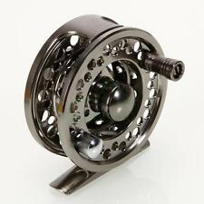 New CNC Anodized Aluminum Fly Fishing Spinning Reel 2+1 BB Ball Bearing ALS 3/4