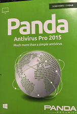 PANDA ANTIVIRUS PRO 2015 3 DEVICES 1 YEAR UPGRADABLE TO 2017