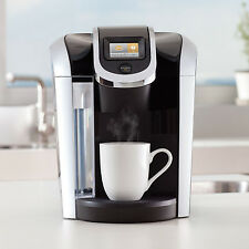 KEURIG 2.0 k 460 k 450 K-CUP Coffee Maker & 20 K Cup Sampler plus Water Filter