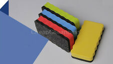 Magnetic Board Rubber Whiteboard Blackboard Cleaner Dry Marker Eraser Office TSU