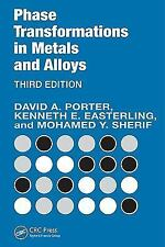 FAST SHIP - PORTER SHERIF 3e Phase Transformations in Metals and Alloys      Z16
