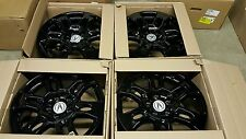 "2007-13 ACURA MDX 18"" FACTORY OEM RIM WHEEL 71759  Honda Odyssey set of 4 black"