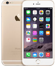 Apple iPhone 6 Plus - 128GB - White & Gold (AT&T) Smartphone