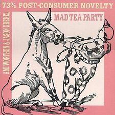 Mad Tea Party 73 Percent Post-Consumer Novelty CD