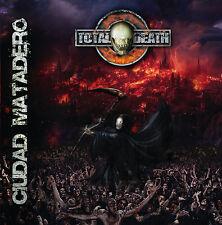 NEW!!! *** TOTAL DEATH - CIUDAD MATADERO CD 2014 *** NEW!!!!