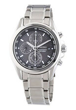 SEIKO MEN TITANIUM CHRONOGRAPH 100M WATCH SNDC91 SNDC91P1