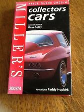 Miller's Collectors Cars Yearbook and Price Guide 2003/4