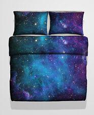 Letto singolo Set Galaxy STAR COSMO NEBULA design con difetto (n3)
