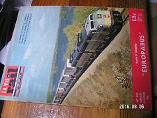 µ?a Revue La Vie du Rail n°816 Rosita Europabus Freres Pereire ETA 150 PiggyBack