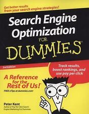 Search Engine Optimization For Dummies (For Dummies (ComputerTech))