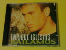 ENRIQUE IGLESIAS 2 TRACKS CD BAILAMOS (1999 USA EDITION)