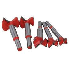 5pcs/Set Drill Bits Professional Forstner Woodworking Hole Saw Cutter 16-35mm #F