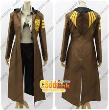 Soul Eater Alternate costume Spartoi Maka Albarn Cosplay Costume Only Coat MM02