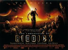 The Chronicles Of Riddick movie poster - Vin Diesel poster - 12 x 16 inches