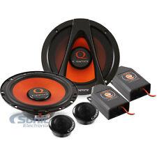"NEW! Cadence Q65K 300W 6.5"" 2-Way Q Component Car Speaker System Car Audio"