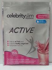 Celebrity Slim Active Fragola Bustine (Confezione da 20 40g) NUOVO PRODOTTO