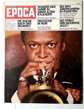 EPOCA Nr. 1 Januar 1964 Eine Europäische Zeitschrift Kunst und Kultur