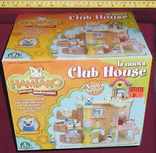 BOX PLAYSET MANGA/ANIME HAMTARO/HAMUTARO-CLUB HOUSE + 1 MODEL FIGURE BOSS TAISHO