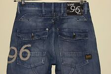 G-STAR 5620 HERITAGE EMBRO TAPERED Men Blue Jeans, Size W31 L32