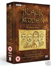 BLACKADDER: The Complete Collection [BBC] (DVD)~~~REMASTERED~~~NEW & SEALED