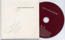 PAUL MCCARTNEY Fine Line 2005 UK 1-track promo CD