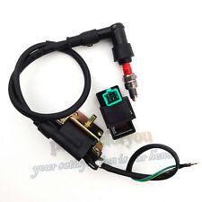 ATV Quad Ignition Coil CDI Spark Plug For Pit Dirt Bike 50 70 90cc 110cc 125cc