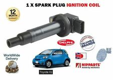 FOR TOYOTA IQ 1.0i  1KR-FE 2008--  NEW SPARK PLUG PENCIL 1 X IGNITION COIL
