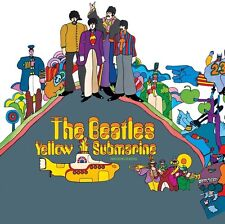 The Beatles YELLOW SUBMARINE 180g STEREO Remastered NEW SEALED VINYL RECORD LP