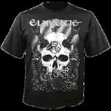 ELUVEITIE - THE ANTLERED ONE  T-SHIRT Size/SIZE M NEW+