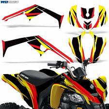 Graphic Kit CANAM DS 250 ATV Quad Decals Wrap Can-Am Accessories DS250 Parts RS