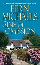 Sins of Omission by Fern Michaels (2010, Paperback) BB398