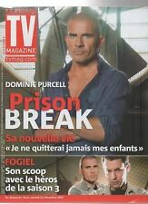 FIGARO TV 16/12/2007 fogiel dominic purcell