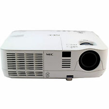 Refurbished NEC NP-V260X DLP HDMI Projector Networked w/ Ethernet 95% Good Lamp