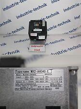 Omron MX2-A4040-E Inverter Convertidor de frecuencia