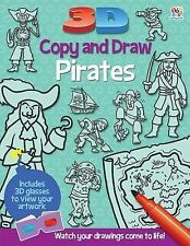 3D Copy & Draw Pirates, Barry Green, New