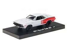 1971 Plymouth Cuda 383,ws ,M2 Machines,Drivers,1:64,OVP